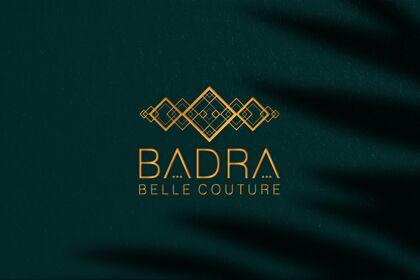 BADRA Belle Couture : Logo Design & Brand Identity