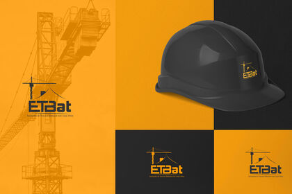 ETBat : brand Identity & logo design