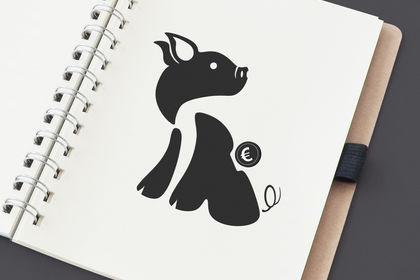 Logo gestion de comptes