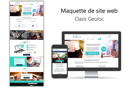 Maquette Oasis Geoloc