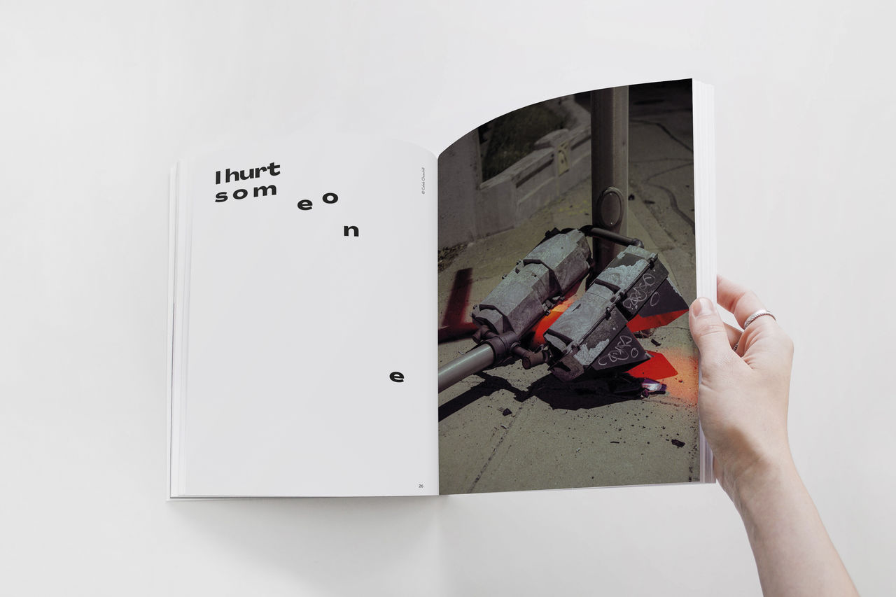 Innocence - Design éditorial
