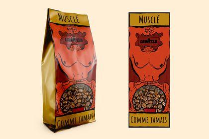 Packaging de café