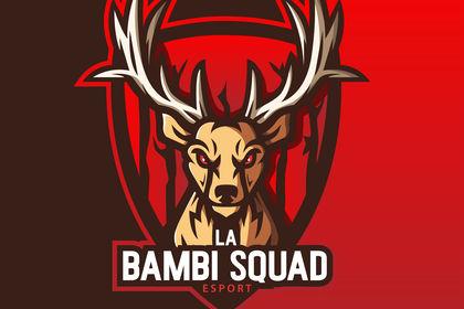 Myelook - Logo team La Bambi Squad Esport