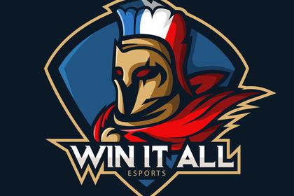 Myelook - Logo Team Win It All Esports