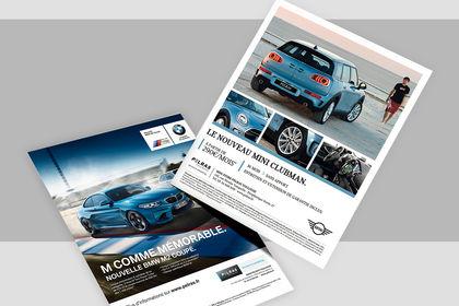 Communication BMW & MINI Pelras Toulouse