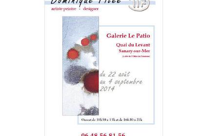 Affiche Galerie Le Patio
