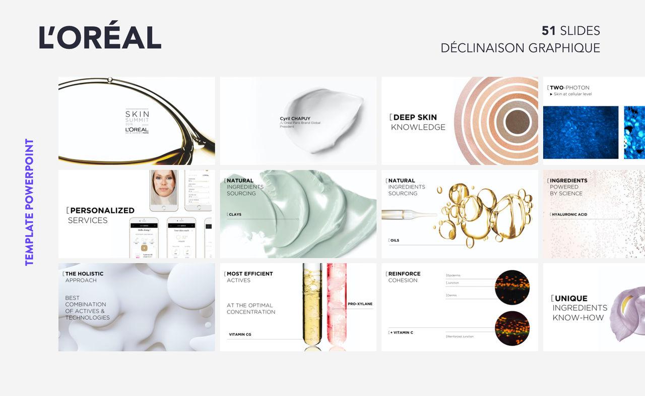 L'Oréal Skin Summit