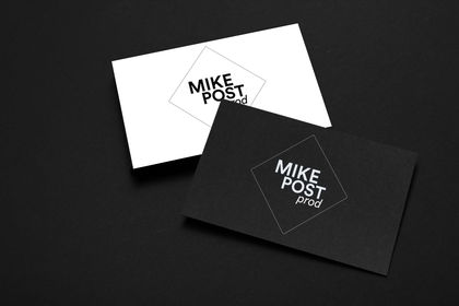 LOGO MIKE POST