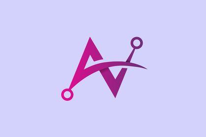 Avantry Company Logo Design