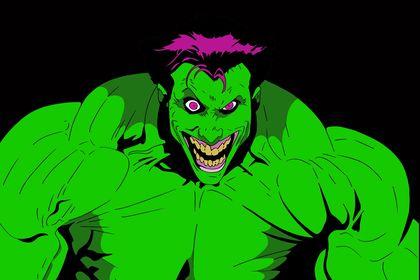 Joker hulk
