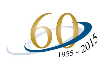 Logo Soixantenaire de la Chambre Franco-Allemande