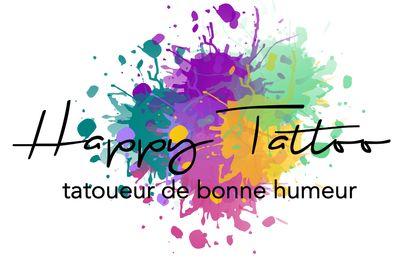 Logo Happy Tattoo
