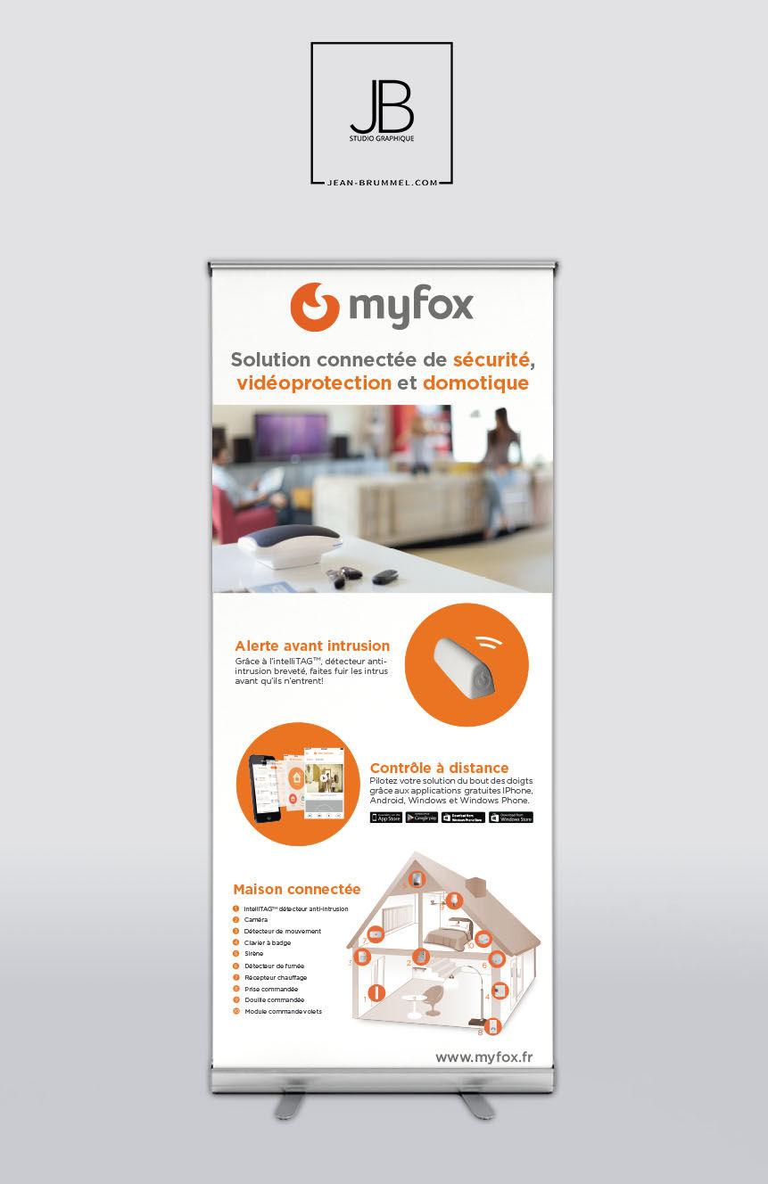 Kakemono – Myfox