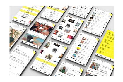Appli mobile Sumart
