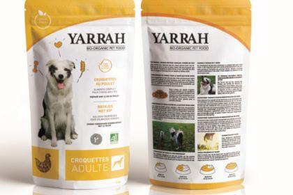 Packaging croquettes pour chiens