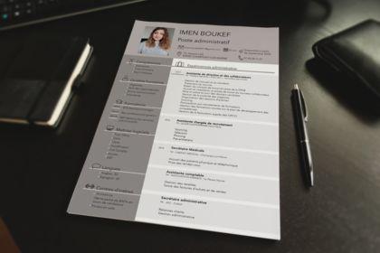 Création de CV