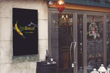 Identité graphique restaurant et bar