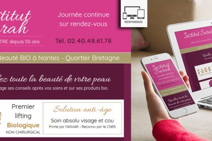 Site web OnePage
