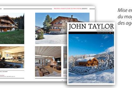 Magazine John Taylor