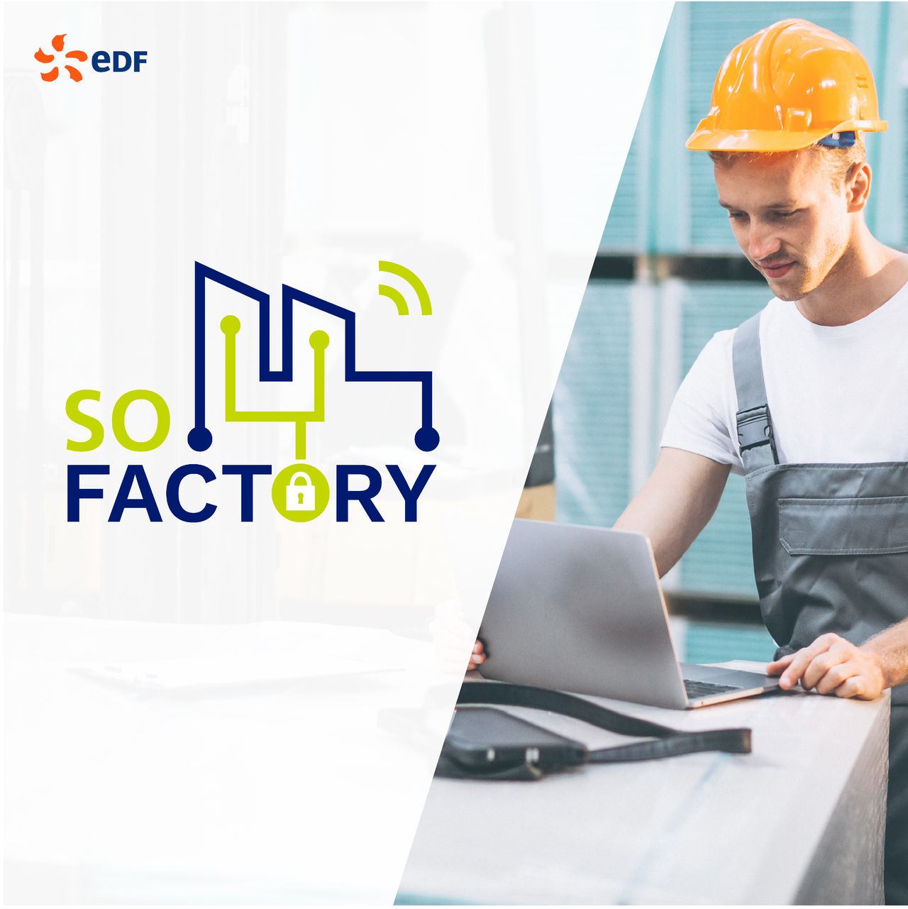 Logo So Factory EDF