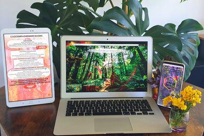 Site web écologique