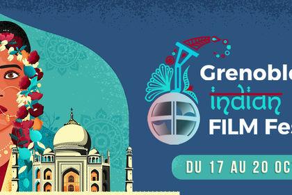 Bannière festival de films indiens