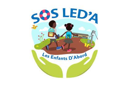 Logo pour association humanitaire