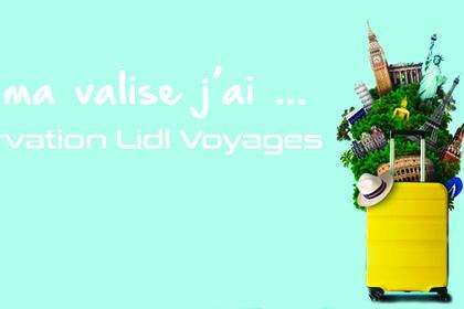 Photo de couverture Lidl Voyages