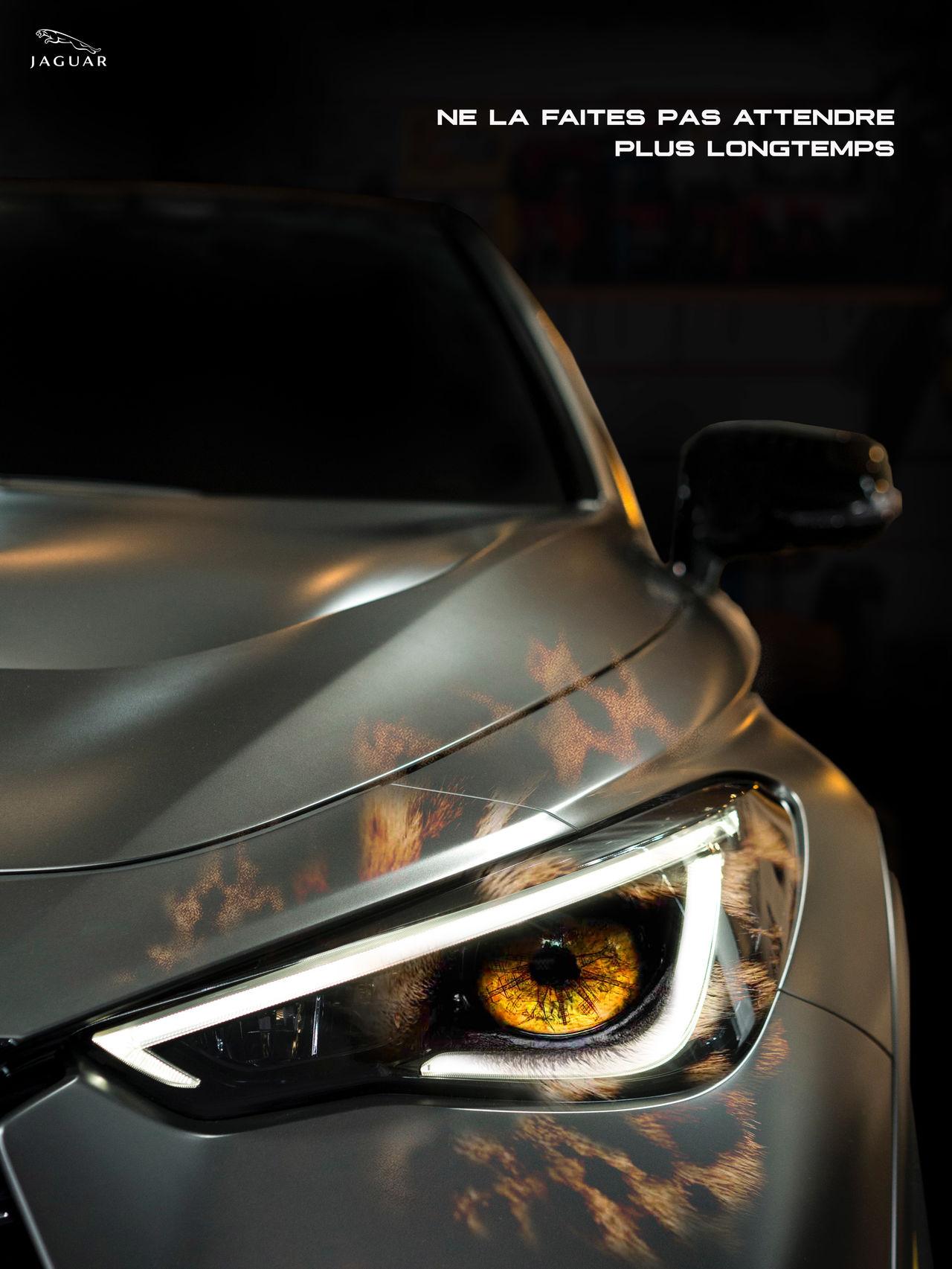 Publicité Jaguar