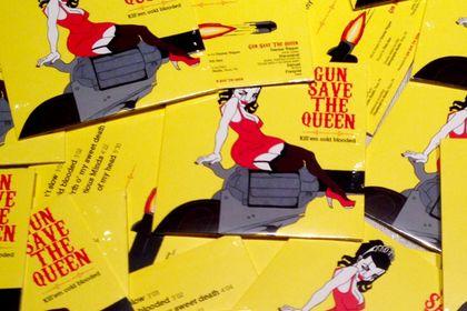 EP Gun Save The Queen