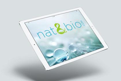 Création d'un logo pour site e-commerce