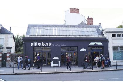 La Cachette d'Alibabette