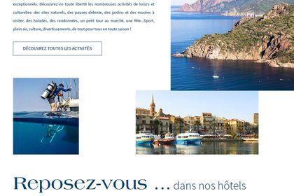Fiche Destination - Air Corsica