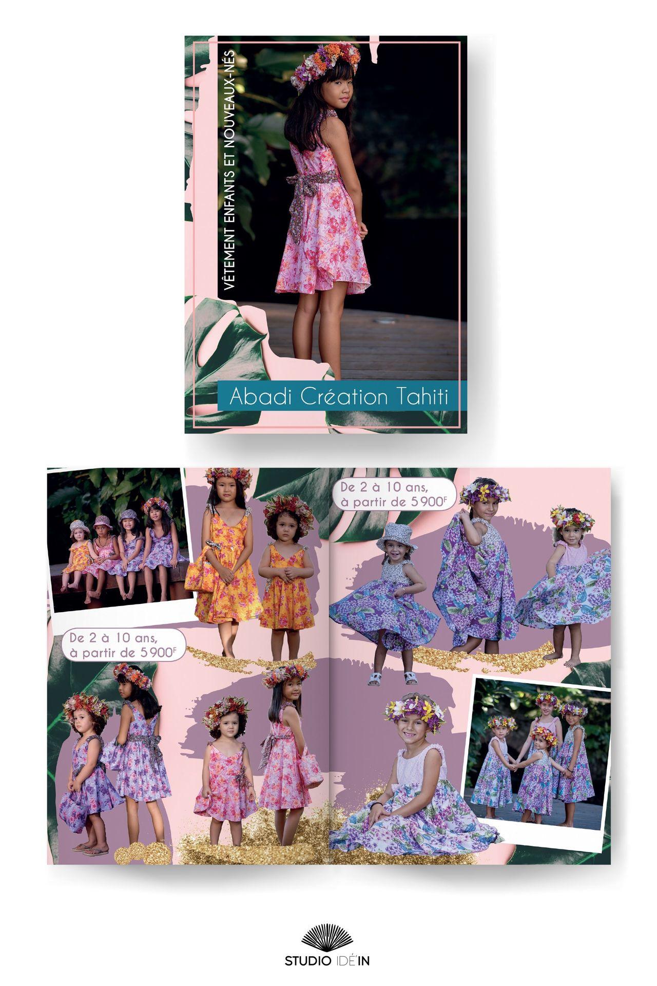 Magazine web Abadie Création Tahiti