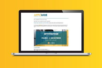 Emailing Appliwave