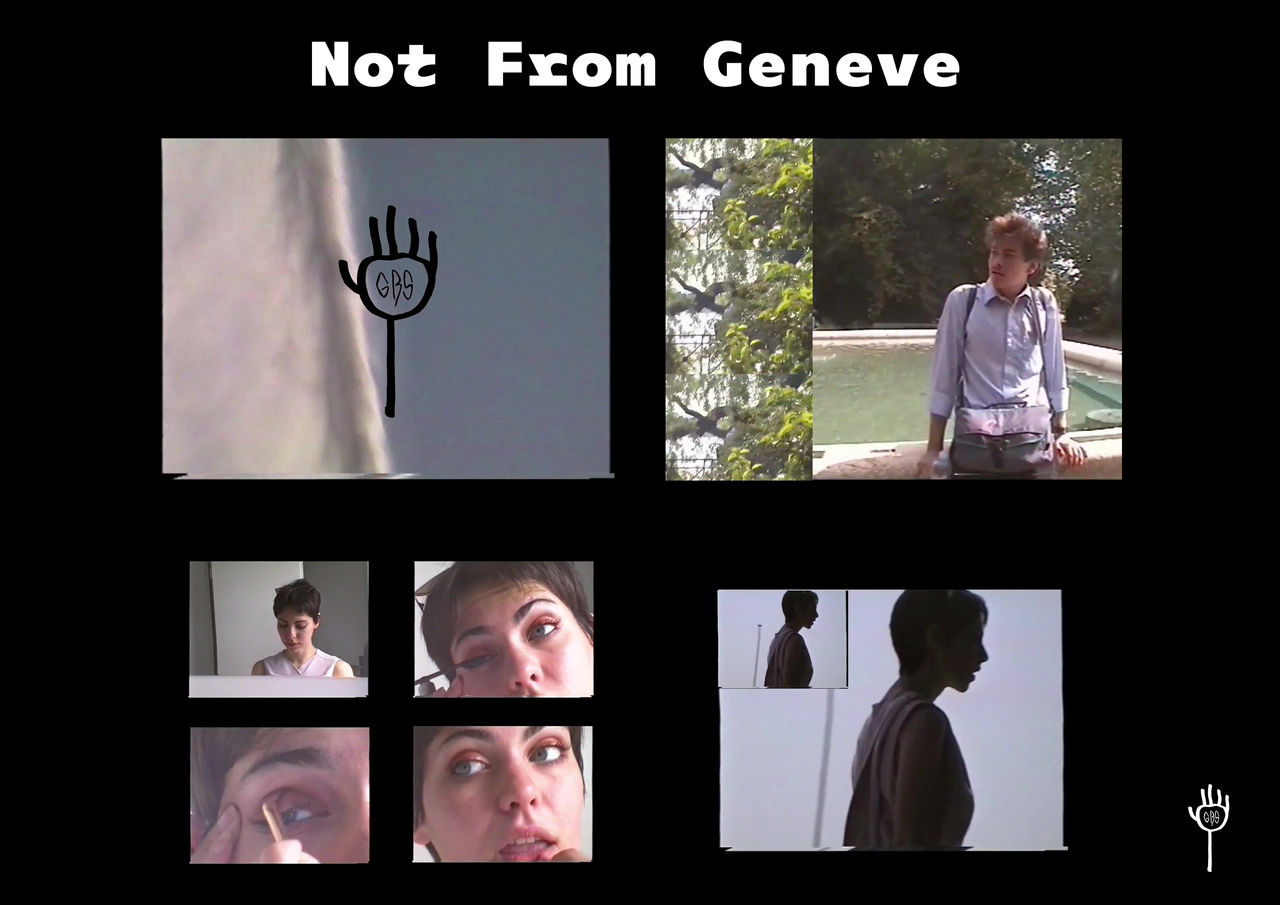 Expérience 1 - Not from Genève - GBS