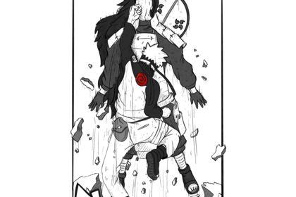 Tattoo Naruto X Madara