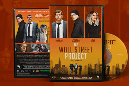 DVD THE WALL STREET PROJECT