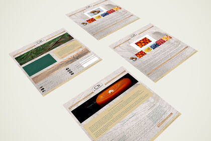 Maquette Web Design