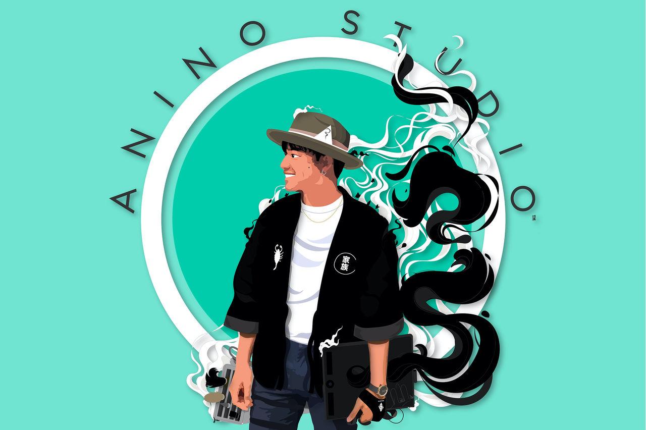 ANINO STUDIO - Nino ANDRIANA