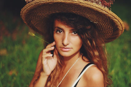 Photographie Portrait Femme