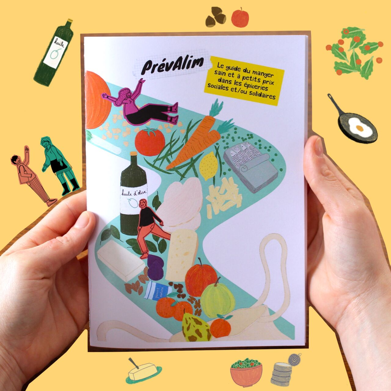 PrévAlim - guide nutrition