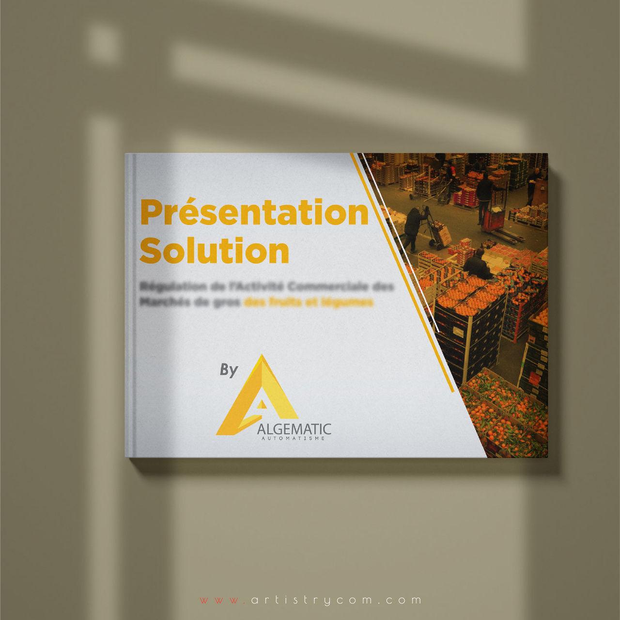 Realisation d'une presentation solution