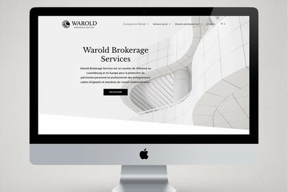 Homepage Warold
