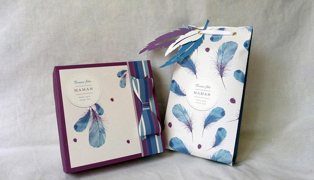 Packaging spécial fête des mères