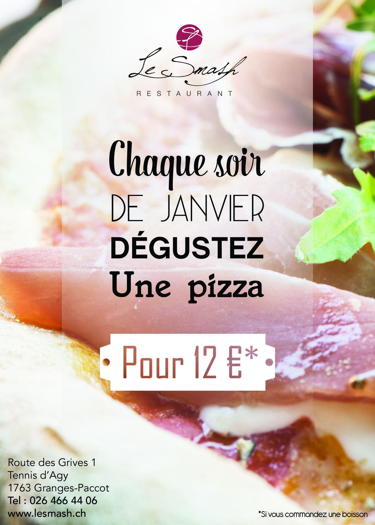 Restaurant le Smash