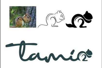 Creation Logo Tamia (STATIONARY)