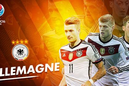 Bannieres Allemagne Euro 2016