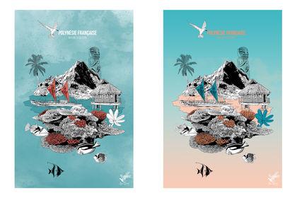 Polynésie française, nature et culture