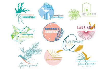 Logotypes d'entreprises